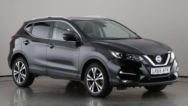 2018 used Nissan Qashqai 1.2L N-Connecta DIG-T