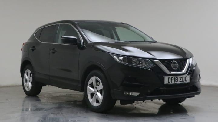2018 used Nissan Qashqai 1.2L Acenta DIG-T