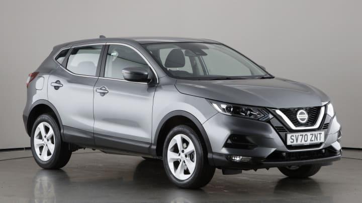 2021 used Nissan Qashqai 1.3L Acenta Premium DIG-T
