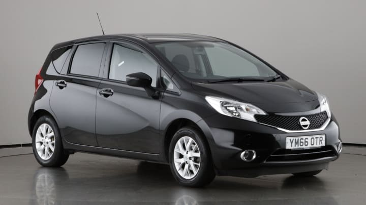 2017 used Nissan Note 1.2L Acenta