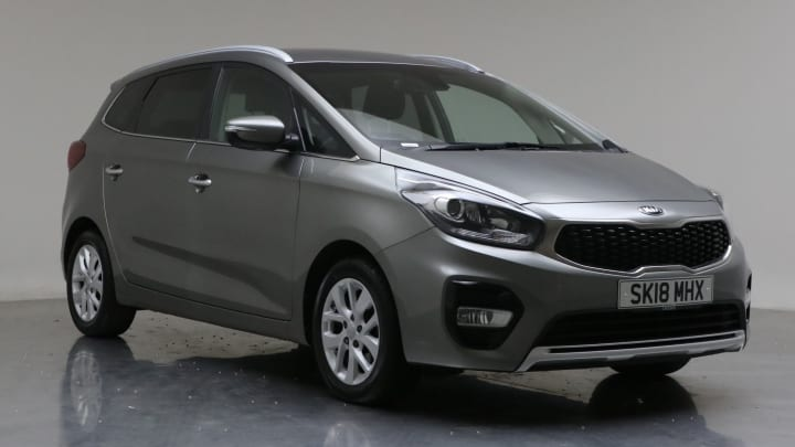 2018 Used Kia Carens 1.6L 2 GDi