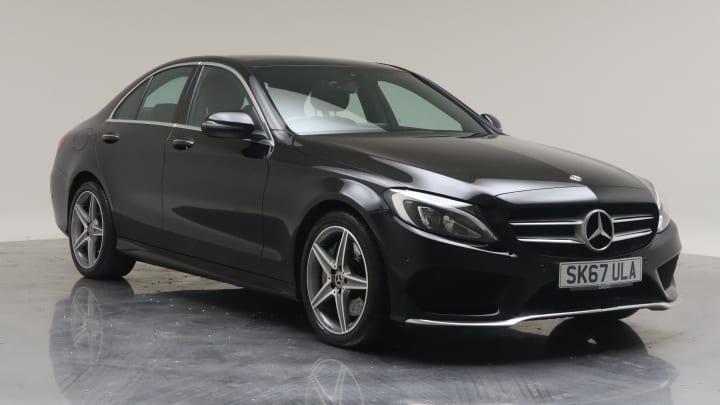 2017 Used Mercedes-Benz C Class 2.1L AMG Line C250d