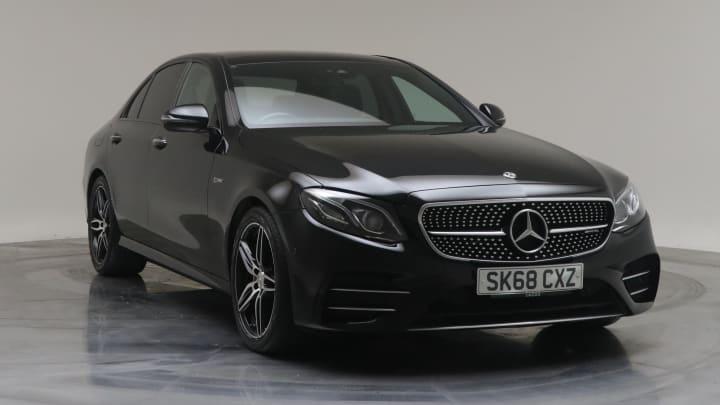 2018 Used Mercedes-Benz E Class 3L AMG E43 V6