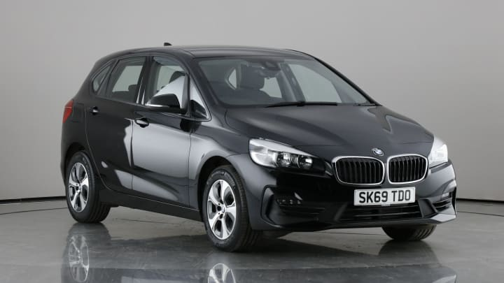 2019 Used BMW 2 Series Active Tourer 1.5L SE 218i