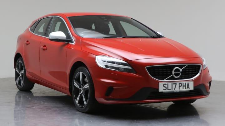 2017 Used Volvo V40 2L R-Design T2