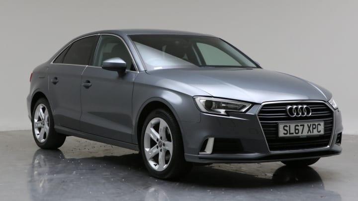 2017 Used Audi A3 1.5L Sport CoD TFSI