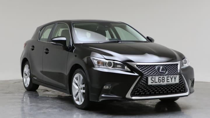 2018 Used Lexus CT 200h 1.8L SE 200h