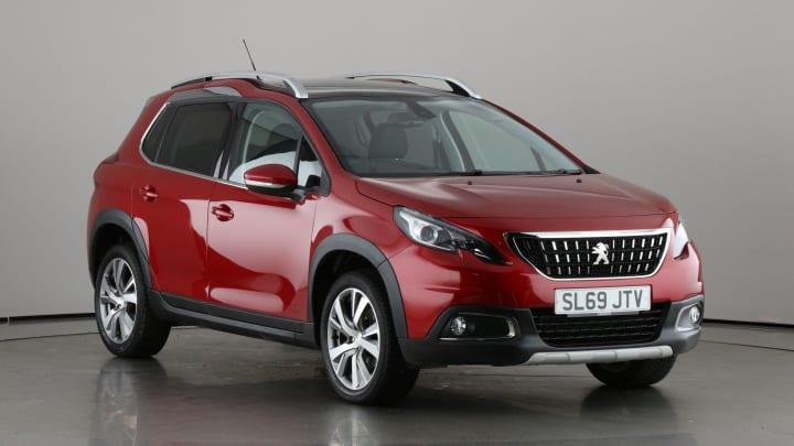 2019 Used Peugeot 2008 1.2L Allure Premium PureTech