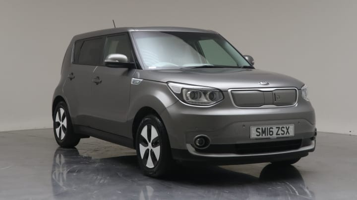 2016 Used Kia Soul EV
