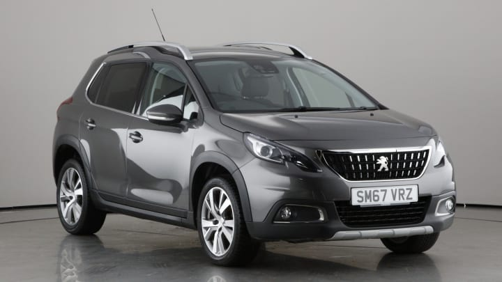 2018 Used Peugeot 2008 1.6L Allure BlueHDi
