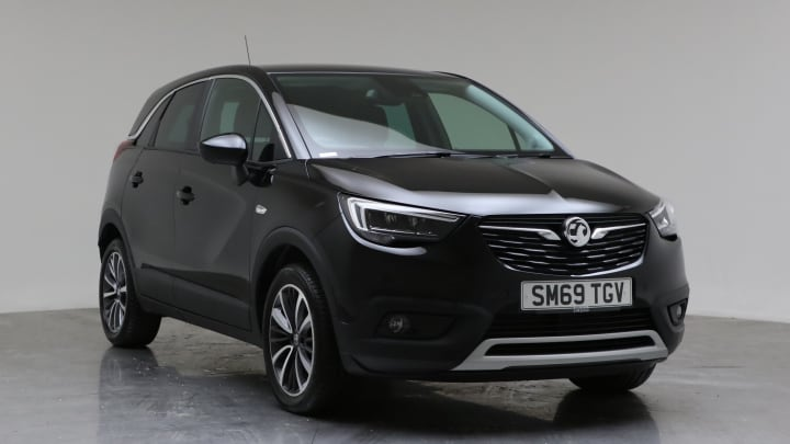 2020 Used Vauxhall Crossland X 1.2L Elite Turbo