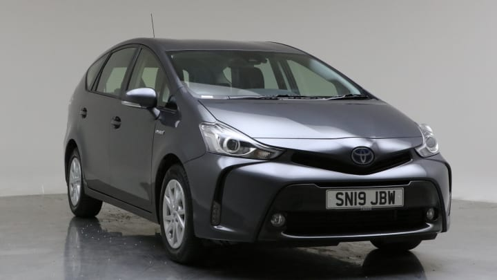 2019 Used Toyota Prius+ 1.8L Icon VVT-h