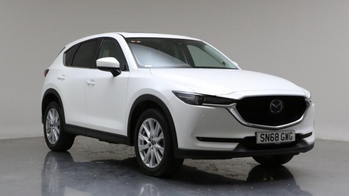 2018 Used Mazda CX-5 2.2L Sport Nav+ SKYACTIV-D