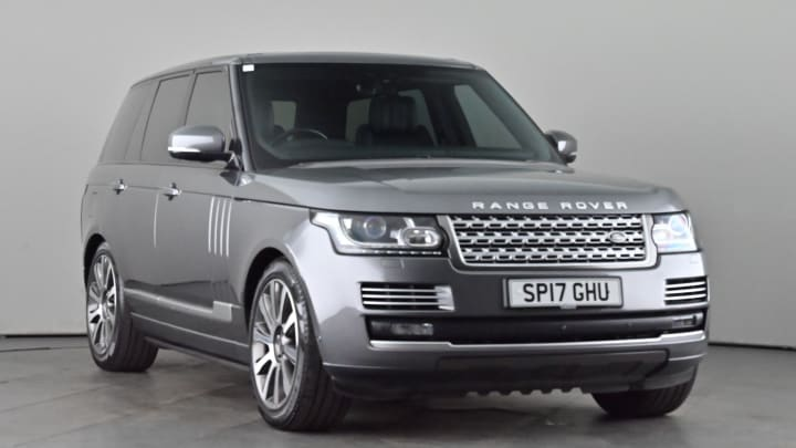 2017 Used Land Rover Range Rover 3L Autobiography TD V6