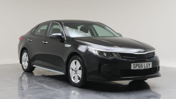 2016 Used Kia Optima 2L h GDi