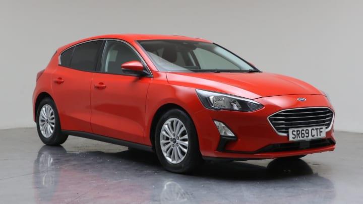2020 Used Ford Focus 1.5L Titanium EcoBlue