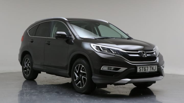 2018 Used Honda CR-V 2L SE Plus Navi i-VTEC