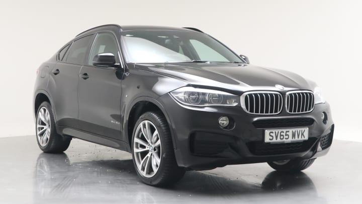 2015 Used BMW X6 3L M Sport 40d