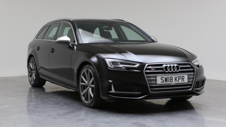 2018 Used Audi S4 Avant 3L TFSI V6