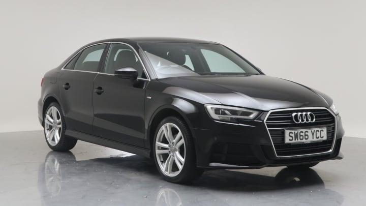 2016 Used Audi A3 2L S line TDI