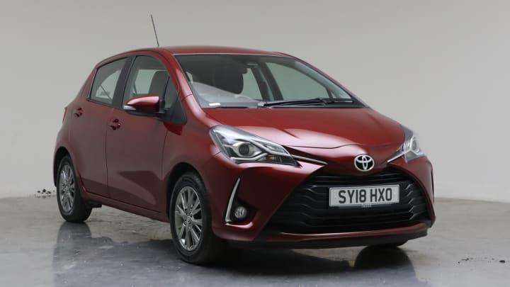 2018 Used Toyota Yaris 1.5L Icon VVT-i