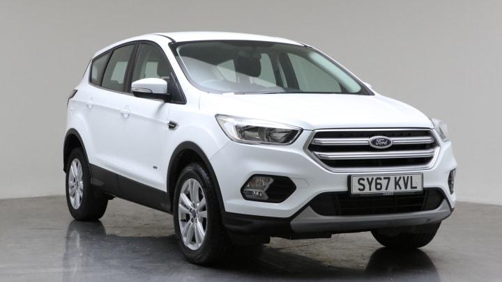 2018 Used Ford Kuga 1.5L Zetec EcoBoost T