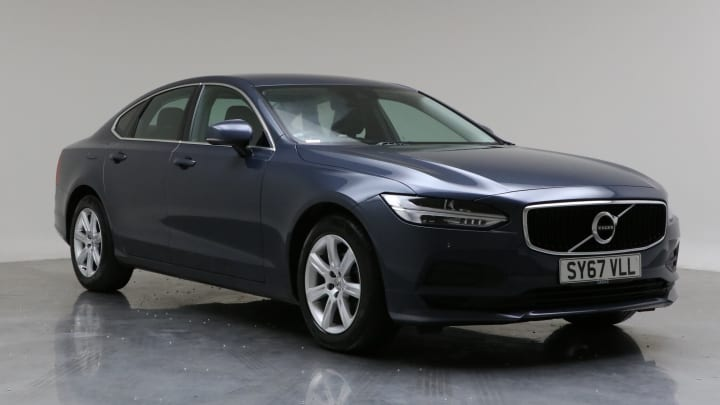 2017 Used Volvo S90 2L Momentum D4