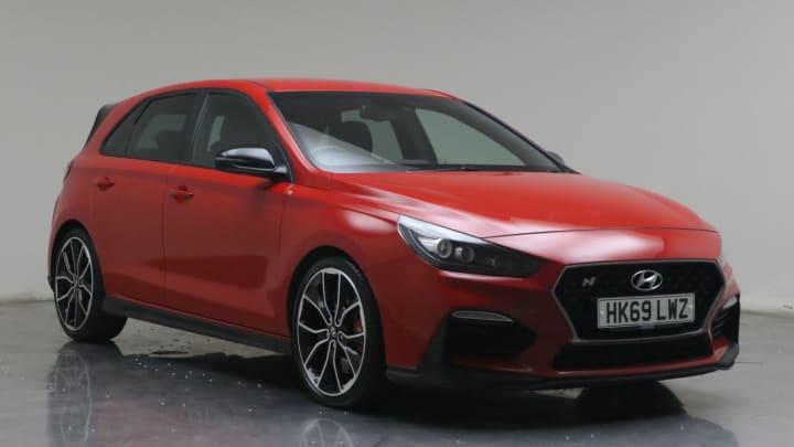 2019 used Hyundai i30 2L N Performance T-GDi