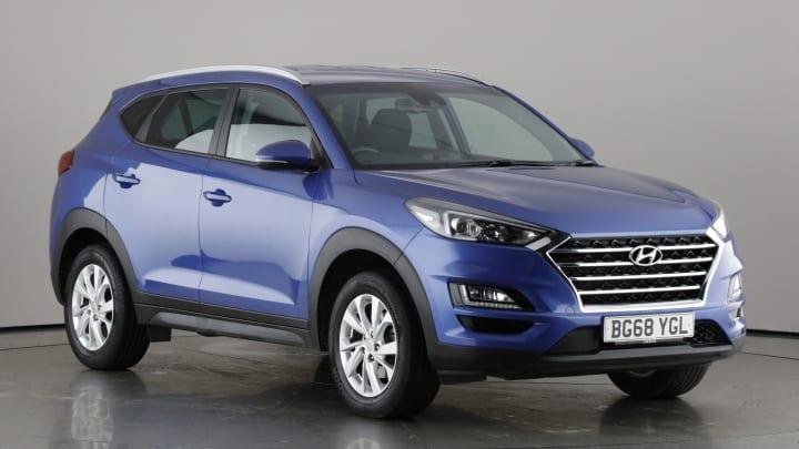 2018 used Hyundai TUCSON 1.6L SE Nav GDi