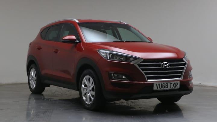 2018 used Hyundai TUCSON 1.6L SE Nav T-GDi
