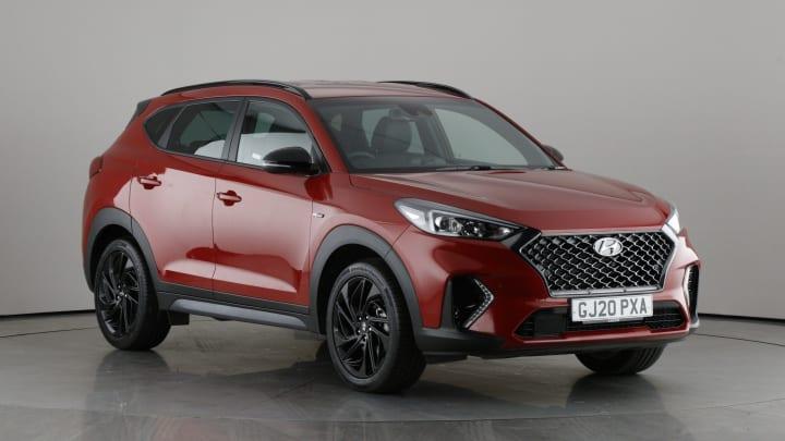 2020 used Hyundai TUCSON 1.6L N Line T-GDi
