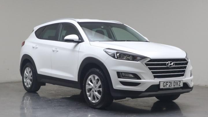 2021 used Hyundai TUCSON 1.6L SE Nav MHEV CRDi