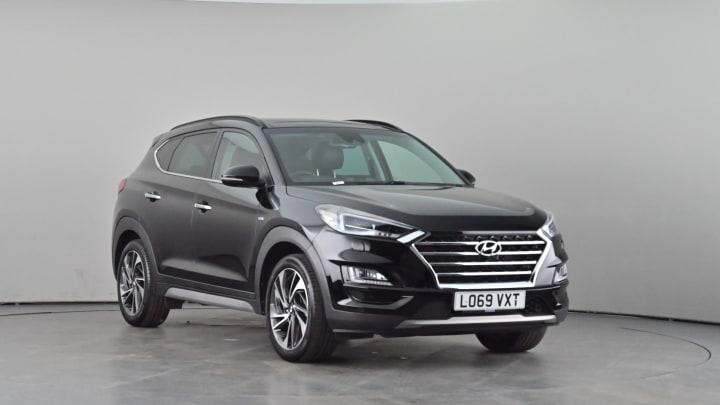 2020 used Hyundai Tucson 1.6L Premium SE MHEV CRDi