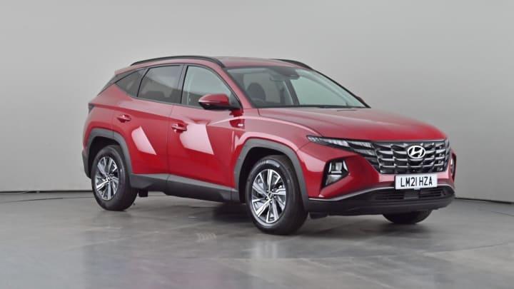2021 subscription Hyundai TUCSON 1.6L SE Connect MHEV T-GDi