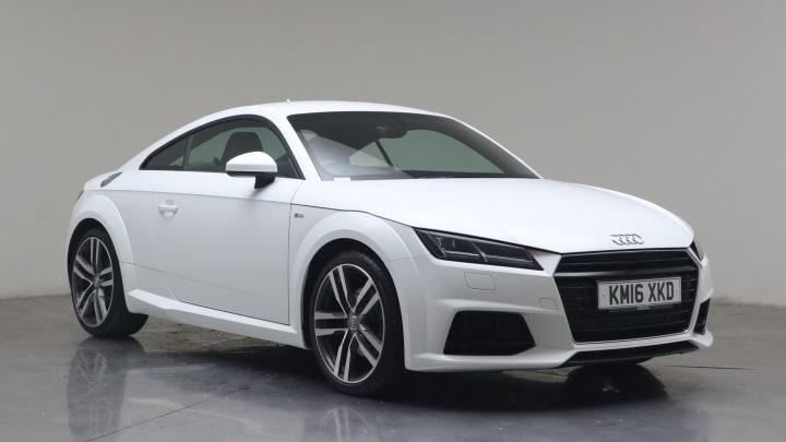 2016 used Audi TT 1.8L S line TFSI
