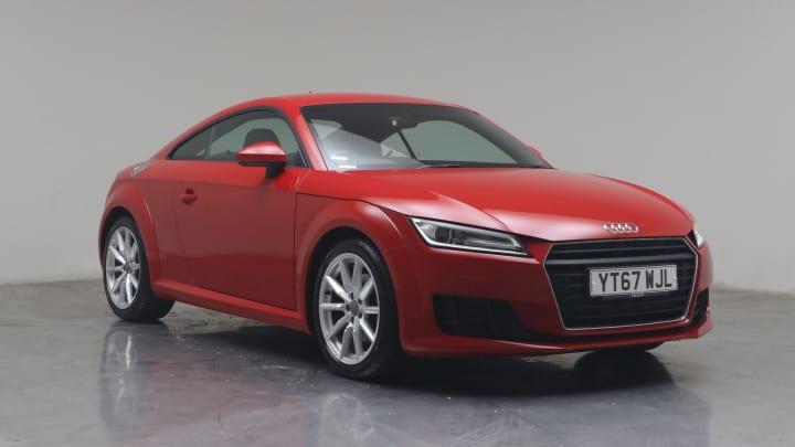 2017 used Audi TT 1.8L Sport TFSI