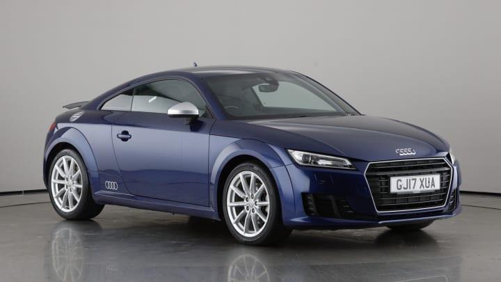 2017 used Audi TT 2L Sport TFSI