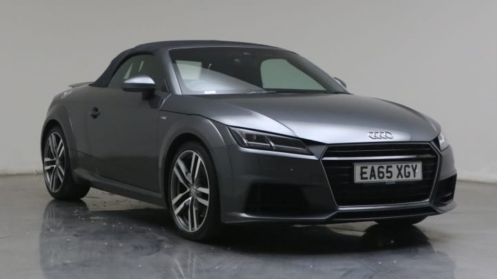 2015 used Audi TT 2L S line TFSI