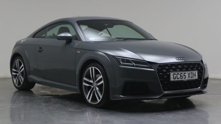 2015 used Audi TT 2L S line ultra TDI
