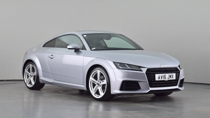 2016 used Audi TT 2L S line ultra TDI