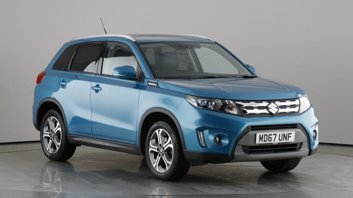 2018 used Suzuki Vitara 1.6L SZ5