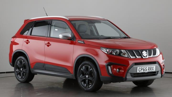 2016 used Suzuki Vitara 1.4L S Boosterjet