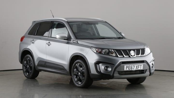 2017 used Suzuki Vitara 1.4L S Boosterjet