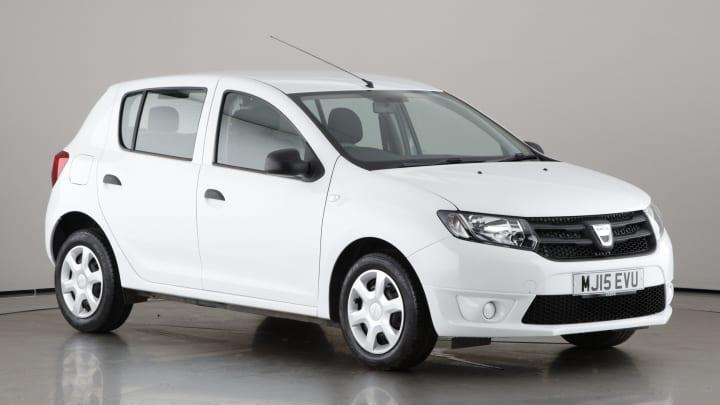 2015 used Dacia Sandero 1.1L Ambiance