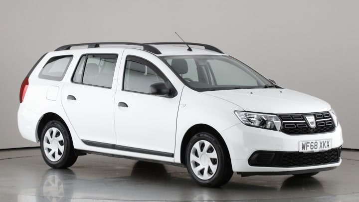 2018 used Dacia Logan MCV 0.9L Essential TCe