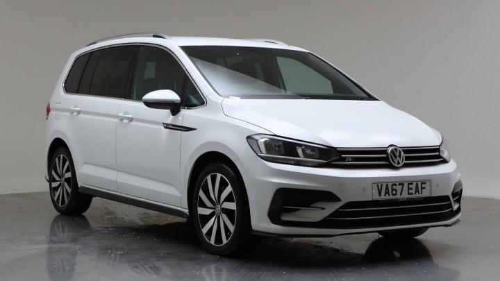 2018 Used Volkswagen Touran 2L R-Line TDI