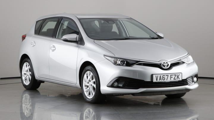 2018 Used Toyota Auris 1.2L Icon VVT-i