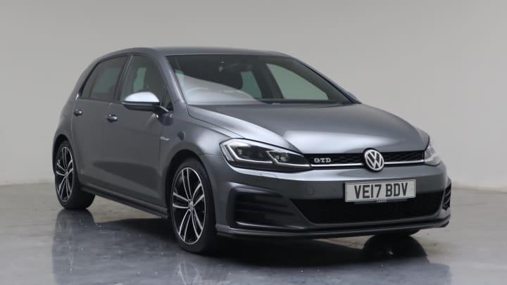 2017 Used Volkswagen Golf 2L GTD BlueMotion Tech TDI