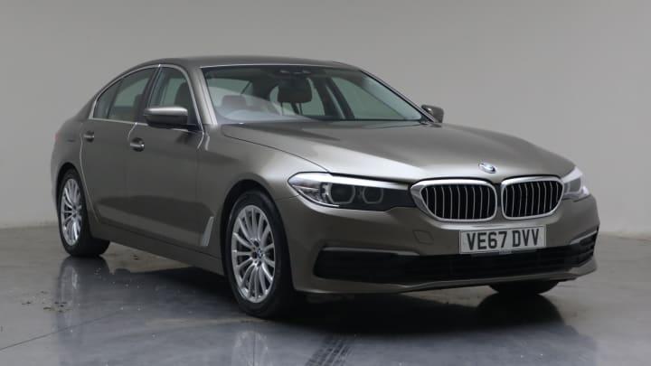 2017 Used BMW 5 Series 2L SE EfficientDynamics 520d