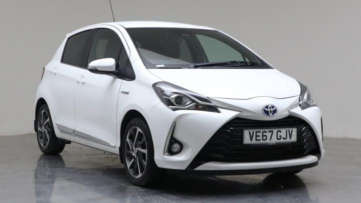 2018 Used Toyota Yaris 1.5L Excel VVT-h